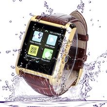 Newest IPS Full View HD Display waterproof watch mobile phone watch mobile phone wifi new model watch mobile phone with wifi