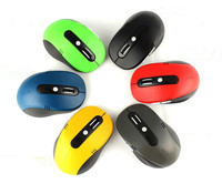China Factory Supply Promotional Folded Mini 2.4G Optical Mouse, Computer Mouse, Wireless Mouse