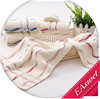new design jacquard with water dots bamboo twistless hand towel