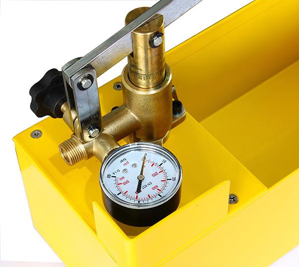 Hsy30-5 hydraulique eau manuelle pompe de test de pression avec des prix d'usine