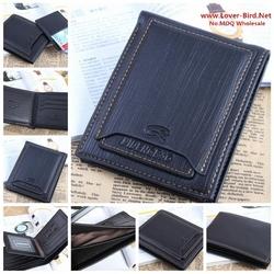 Newest on sale genuine leather leisure men purse,fashion khaki men short and long style wallet