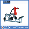 commercial sports single station strength machine gym hack squat AX8914