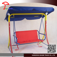 Promotional Prices Mutiple Color Available Double Chair Swing