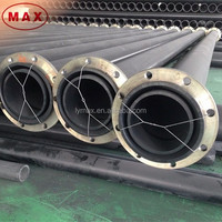 Corrosion UPVC pipe and pipe fittings DN500mm for coal mine