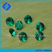 Sparkling Wedding Decoration cheap on sale China teal acrylic diamond manufacturers