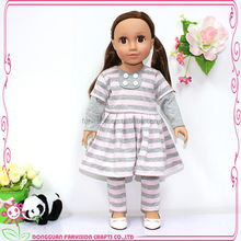 Custom mini doll with clothes and shoes 18 inch mini model dolls