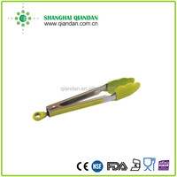 food service tongs/silicone bread tong
