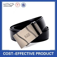 2015 new fashion men's Automatic Buckle Genuine Leather Belt