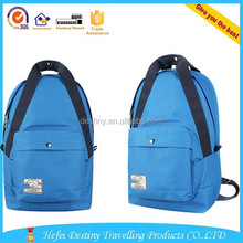 custom bulk promotion large travel eco-friendly waterproof mochilas bookbag