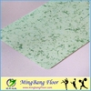Abrasion proof Commercial PVC floor covering for constructions