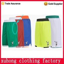 China supplier custom mens basketball shorts and jerseys