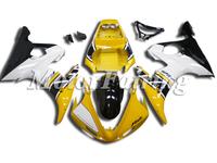 r6 bodykit for yamaha 2005 yzf r6 fairing kit 2003 2004 2005 yzf r6 03 04 05 r6 fairing kit r6 05 yzf r6 fairings yellow white