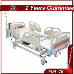 LG-E506A TOP SALES Electric 5 ways medical icu hospital bed