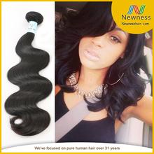 nice hair weaving original hair body wave new style lovely hair