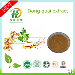 Dong Quai Root Extract/Dong Quai Root Extract 4:1/Dong Quai Root Extract Ligustilide 1% HPLC CAS: 4431-01-0