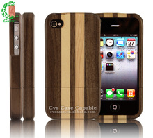 for iphone wood case high quality low MOQ