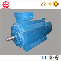 fan motor for central air unit--H315/355 series three-phase induction motor