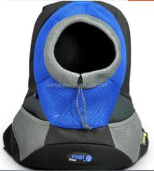 Crazy PAWS dogs bag backpack out portable bag shoulder bags hand bag