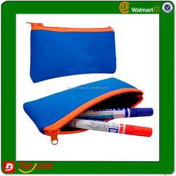Hot sale pencil pocket neoprene pencil case