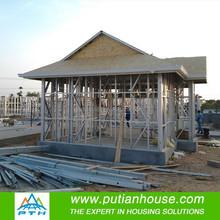 fast modular installation prefab house china prefabricated luxury house