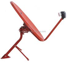 Ku Band Dish Antenna 60cm Satellite Receiver