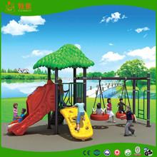 2015 New design children galvanized swing and slide set MT-31C-164F