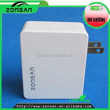 CE,ROHS,FCC Approved universal 4 ports usb dscktop charger , ODM/OEM quick deliver power sockets with foldable plug