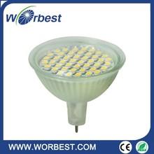 MR16 GU5.3 15 SMD 5630 5730 LED 5W Spotlight Bulb Pure/Warm White 12V/110V/220V