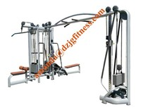 Multi-gym station/integrated gym trainer/fitness & body building