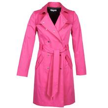 Wholesale fashion women winter clear classic fancy coat