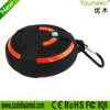 TF/AUX/USB Rechargeable waterproof Bluetooth Speaker with Built-in Microphone Portable Mp3 Player