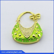Lady bag shaped usb stick drive new model pen drive wholesale price usb flash drive