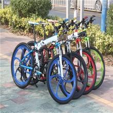 26er 4 colours cheap folding mountain bikes for sale, good quality