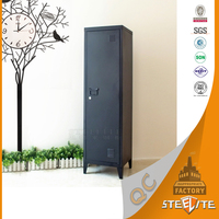 Goodlife furniture Korea hot sale diy ready to assemble single door clothes cabinet locker