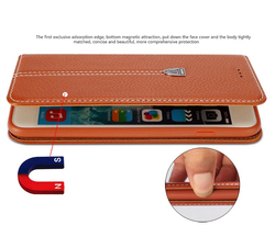 Sublimation Leather Phone Case For Samsung Leather with card holder kickstand case