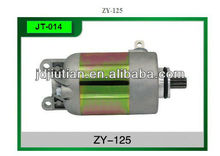 zy125 motocicleta motor de corriente continua