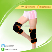 Sex women and man thermal knee pad