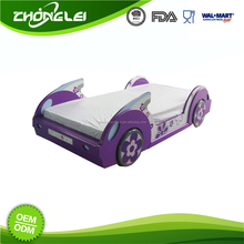 Super Quality FSC Certificated Affordable Price Racing Car Bed For Children