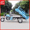 Popular Blue Color 150cc 175cc 200cc 250cc 3 Wheel Diesel Moto Engine Tricycle Cargo