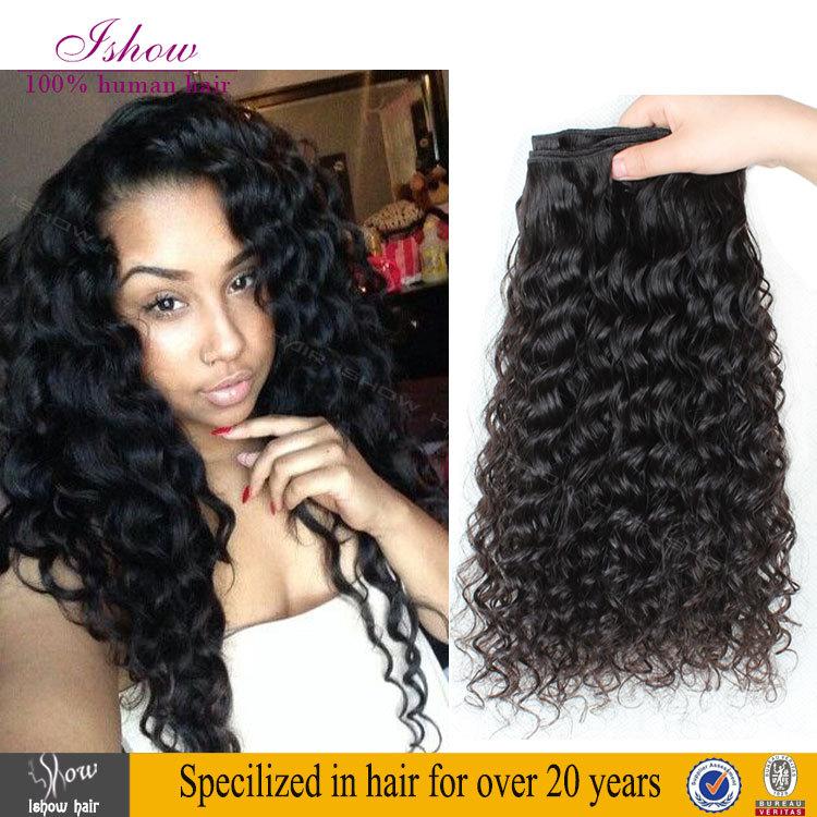 100 Human Hair Deep Weave Brazilian Hair Tangle Free Wholesale