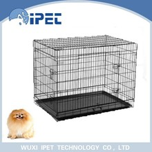 High quality foldable outdoor metal pet cage