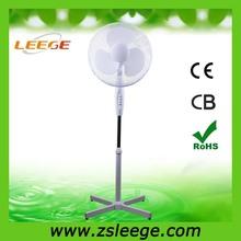 Stocks ventilador de pie de 16 pulgadas / ventilador