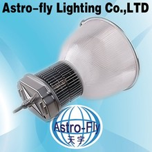 Outdoor 5Year warranty MeanWell Driver 45mil BridgeLUX 150W LED high bay light 150W with factory manufacture