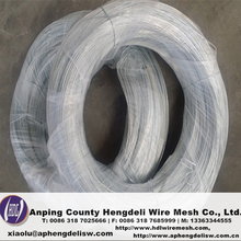 electric galvanized iron wire/electric zinc coated Iron Wire/China Manufacturer Supply