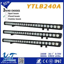 Y&T portable led bars Power-saving led light bar fog lamp led daylight