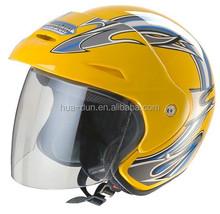 JinHua HD DOT open face helmet,safety casco HD-50H