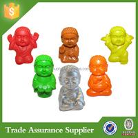 Custom hand carved Resin mini baby buddha statue wholesale
