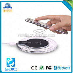2015 Hottest Selling Power Bank Charger , Factory Supply Directly Qi Mobile Wireless Charger