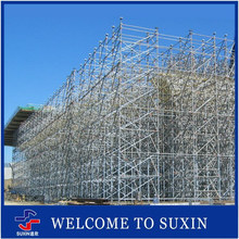 OEM Service Hot Dip Galvanized Scaffold For Construct