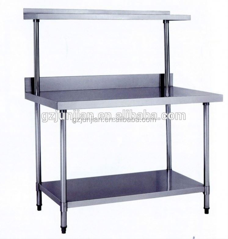 Stainless Steel Prep Tables With Sink - Buy Stainless Steel Work Table ...